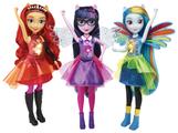 Кукла My Little Pony Equestria Girls интерактивная, 28 см, E1984