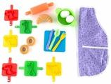 Набор продуктов с посудой Пластмастер Пекарь 22036