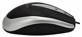 Мышь LOGICFOX LF-MS 007 Silver-Black USB