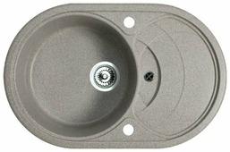 Врезная кухонная мойка belux BLG-7850 78х50см искусственный гранит