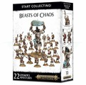 Миниатюры Games Workshop Start Collecting! Beasts of Chaos