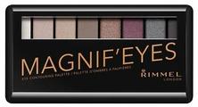 Rimmel Палетка теней Magnif`eyes eye contouring palette