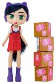 Кукла 1 TOY Boxy Girls Riley, 20 см, Т15109