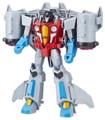 Трансформер Hasbro Transformers Старскрим. Ultra Class (Кибервселенная) E1906