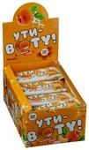 Протеиновый батончик УТИ-BOOTY без сахара Персиковый чизкейк, 20 шт