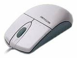 Мышь Mitsumi Scroll Wheel Mouse White PS/2