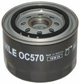Масляный фильтр MAHLE oc570