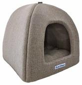 Домик для кошек, для собак Бобровый Дворик Сладкий сон 1 39х39х35 см