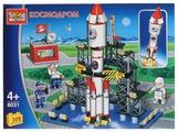Конструктор ГОРОД МАСТЕРОВ Космос 8031 Космодром