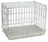 Triol Клетка 003Z для животных, цинк, 770*560*640мм 770*560*640мм