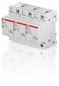 Комбинированный разрядник для систем энергоснабжения ABB 2CTB815710R4700 3П