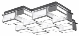 Люстра светодиодная Citilux Синто CL711240, LED, 240 Вт