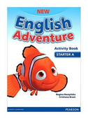 "Raczyńska Cristiana Bruni Regina ""New English Adventure Starter A. Activity Book"""