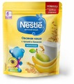 Каша Nestlé молочная овсяная с грушей и бананом (с 6 месяцев) 220 г дойпак