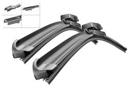 Щетка стеклоочистителя бескаркасная BOSCH Aerotwin A078S 700 мм / 380 мм, 2 шт.