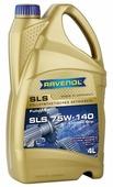 Трансмиссионное масло Ravenol SLS 75W-140