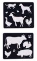 Доска для рисования детская Световые картины Световые картины-Рисуй светом А4 стандарт (10330)