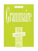 """C-m Beaujeu """"350 exercices Grammaire - Superieur 2 Corriges"""""""