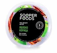 Пудинг Sooper foods Чиа-десерт Яблоко-корица 100 г
