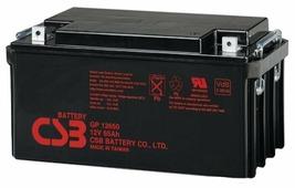 Аккумуляторная батарея CSB GP 12650 65 А·ч