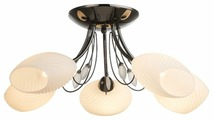 Люстра Globo Lighting Todra 60217-5D, E14, 200 Вт