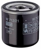 Масляный фильтр MANNFILTER W712/21