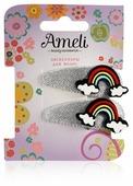 Заколка клик-клак Ameli 3111605 2 шт.