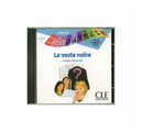 La Veste Noire Audio CD Only. Level 3