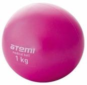 Медбол ATEMI ATB01, 1 кг