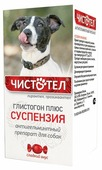 ЧИСТОТЕЛ Глистогон плюс суспензия для собак 7 мл
