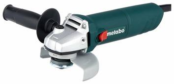 УШМ Metabo W 750-125, 750 Вт, 125 мм