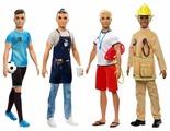 Кукла Barbie Кем быть? Кен, 29 см, FXP01