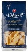 La Molisana Spa Макароны Conchiglioni № 313, 500 г
