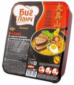 Биг Ланч Лапша со вкусом говядины и овощами по-корейски Дагшан 90 г