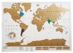 TRUE MAP Original карта Мира (0346)