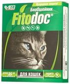Ошейник от блох и клещей Агроветзащита Fitodoc для кошек и котят