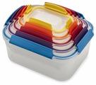 Joseph Joseph Набор контейнеров для хранения продуктов Nest Lock 81081