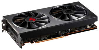 Видеокарта PowerColor Red Dragon Radeon RX 5700 1565MHz PCI-E 4.0 8192MB 14000MHz 256 bit 3xDisplayPort HDMI HDCP