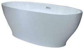 Ванна отдельностоящая Abber AB9207 акрил