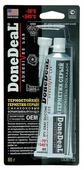 Универсальный силиконовый герметик для ремонта автомобиля Done Deal DD6733, 0.085 кг