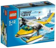 Конструктор LEGO City 3178 Гидросамолёт