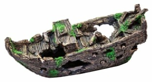 Грот BARBUS Лодка Decor 142 29x12.5x11 см