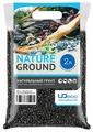 Грунт UDeco Canyon Black 4-6 мм 2 л, 3.1 кг
