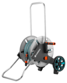 Тележка GARDENA AquaRoll M 20м +комплект полива (18542-20.000.00)