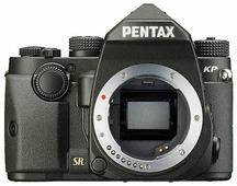 Цифровой фотоаппарат Pentax KP Body Silver