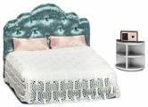 Lundby Набор мебели для спальни (LB_60200600)