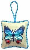 ZENGANA Набор для вышивания Лунная бабочка 5 х 5 см (М-039)