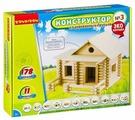 Конструктор BONDIBON Эко Избушка ВВ2603 №3