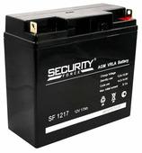Аккумуляторная батарея Security Force SF 1217 17 А·ч