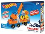 Конструктор Bauer Hot Wheels 722 Trailerz Frost + Mazer